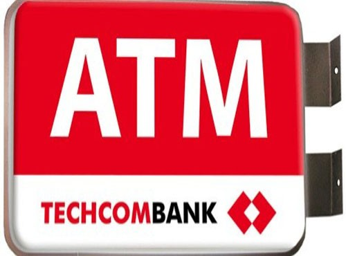 Hộp đèn ATM